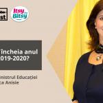 Monica Anisie, Ministrul Educatiei si Cercetarii