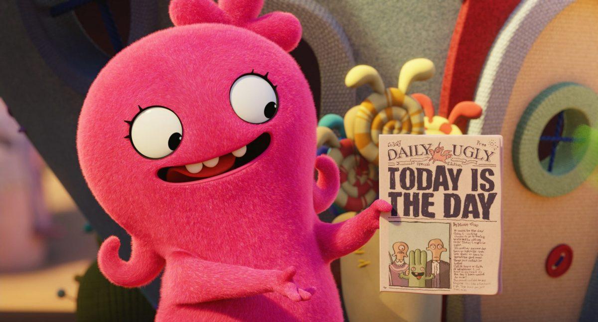 "Lupta anti-bullying continua pe marile ecrane prin intermediul animatiei ,,UglyDolls: Papusi in bucluc"""