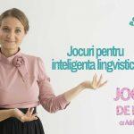 Jocul de luni: Jocuri pentru inteligenta lingvistica