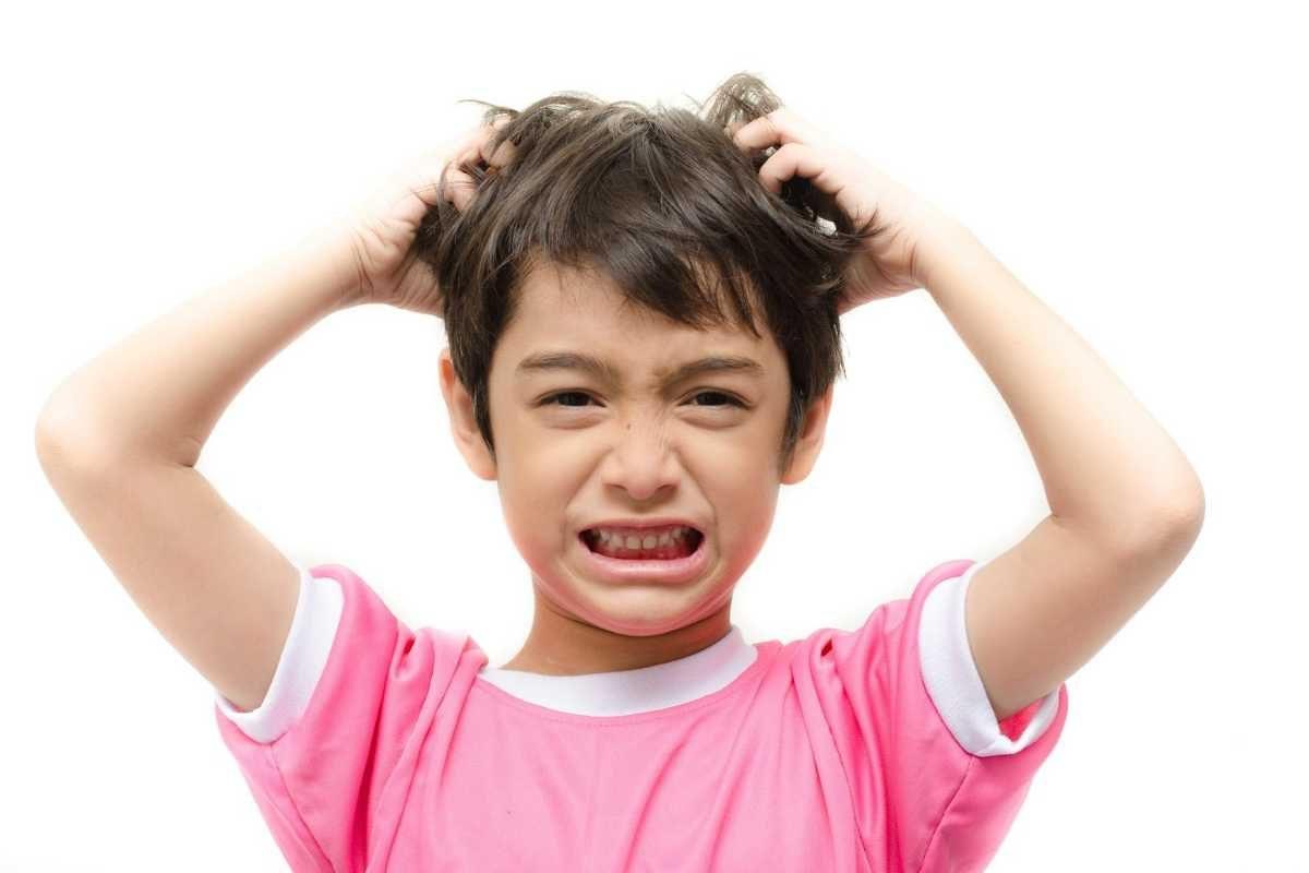 Paduchii la copii: Manifestari si tratamente