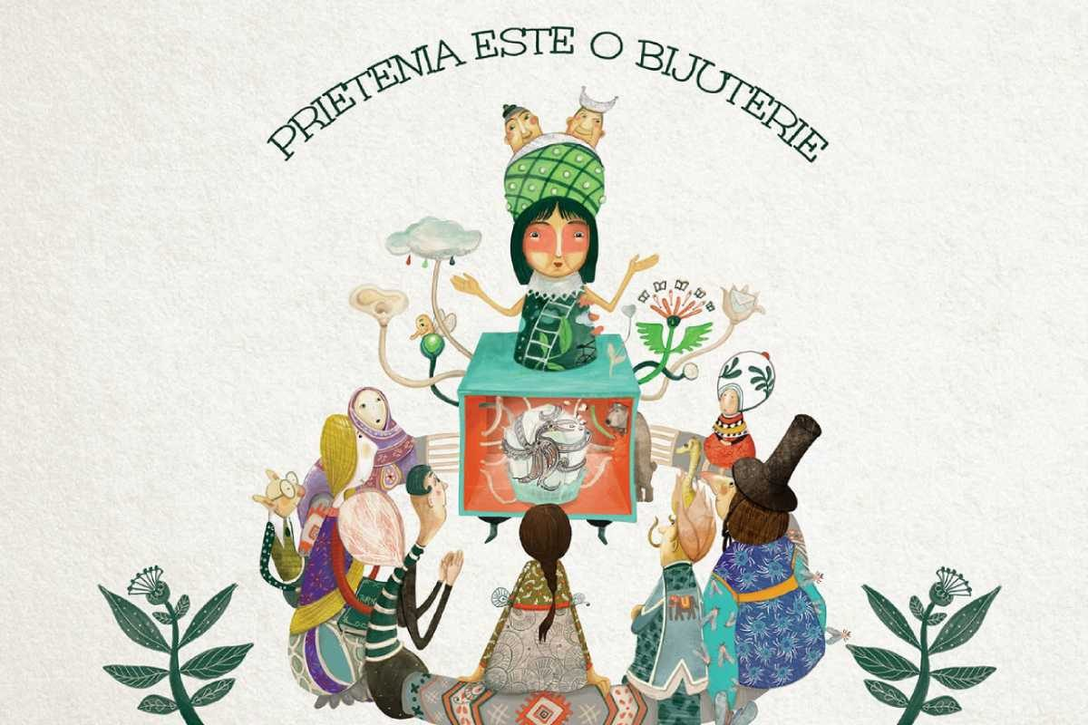 "Prietenia ca element central in Festivalul International de Arta Povestirii ""Suntem Povesti"" 2017"