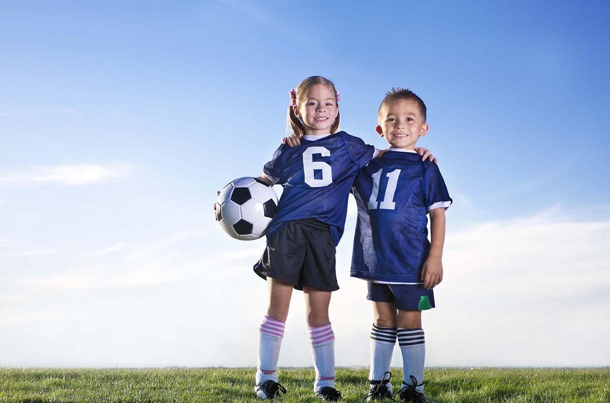 Beneficiile sportului in viata copiilor