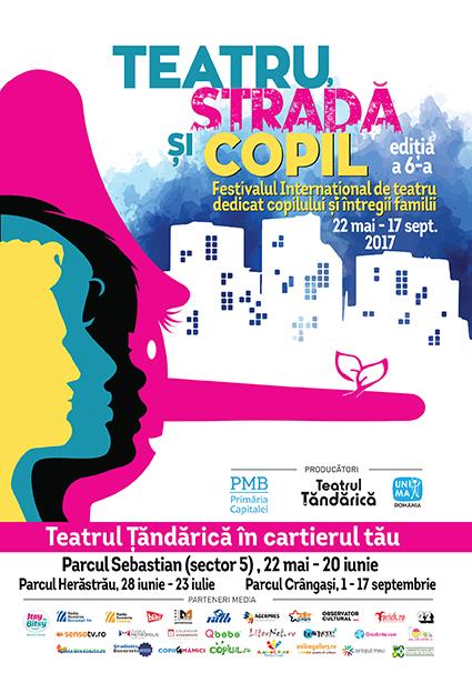 "A inceput Festivalul International ""Teatru, Strada si Copil""!"