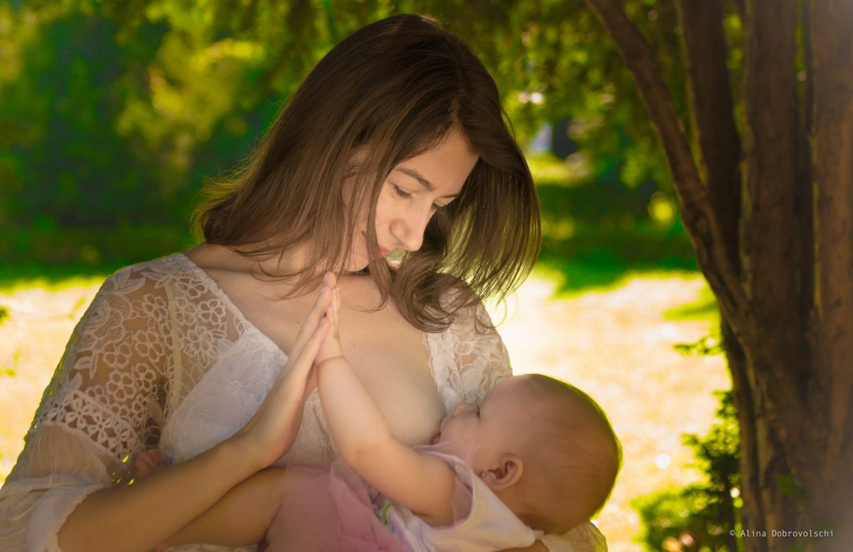 Asociatia SAMAS lanseaza o petitie pentru consiliere dedicata in alaptare, in maternitati