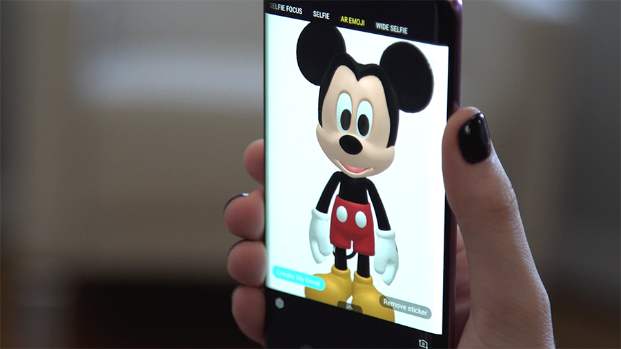 Cele mai iubite personaje Disney aduse la viata cu realitate augmentata (AR)