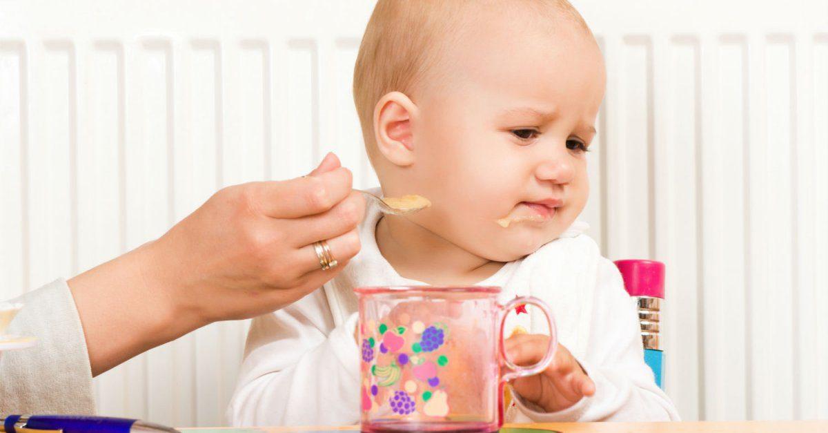 Alergie la bebelusi de la mancare