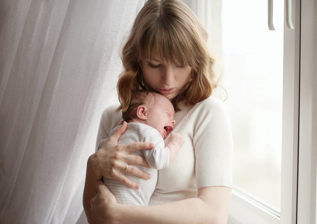 Ce faci cand somnul bebelusului il intrerupe pe al tau