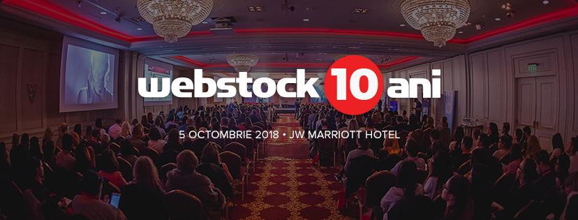 Webstock editie speciala de 10 ani