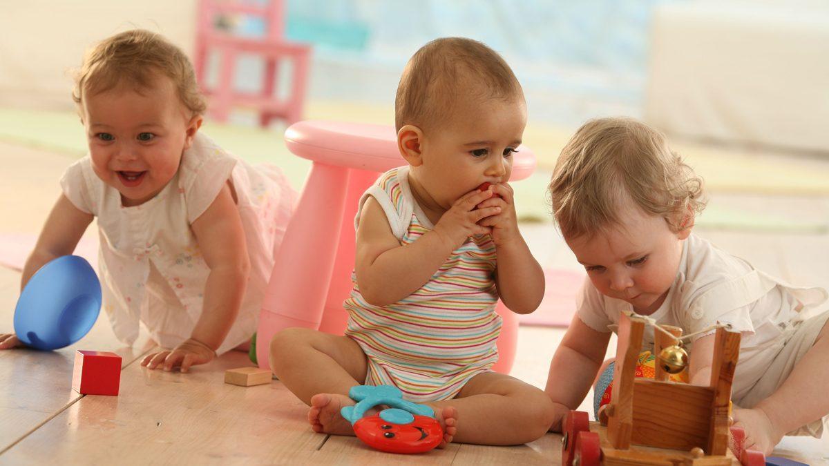 Cand este bebelusul pregatit de cresa
