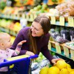 Cum rezistam cu bebelusul la cumparaturi