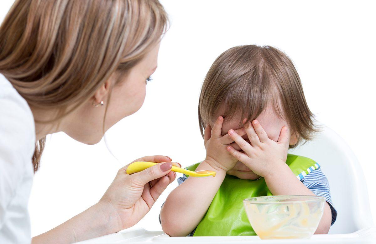 Dupa diversificare: De ce nu mananca bebelusul