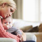 Depresia postnatala: simptome si durata