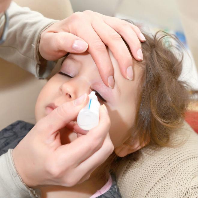 Tratamente pentru diversele forme de conjunctivita la copii