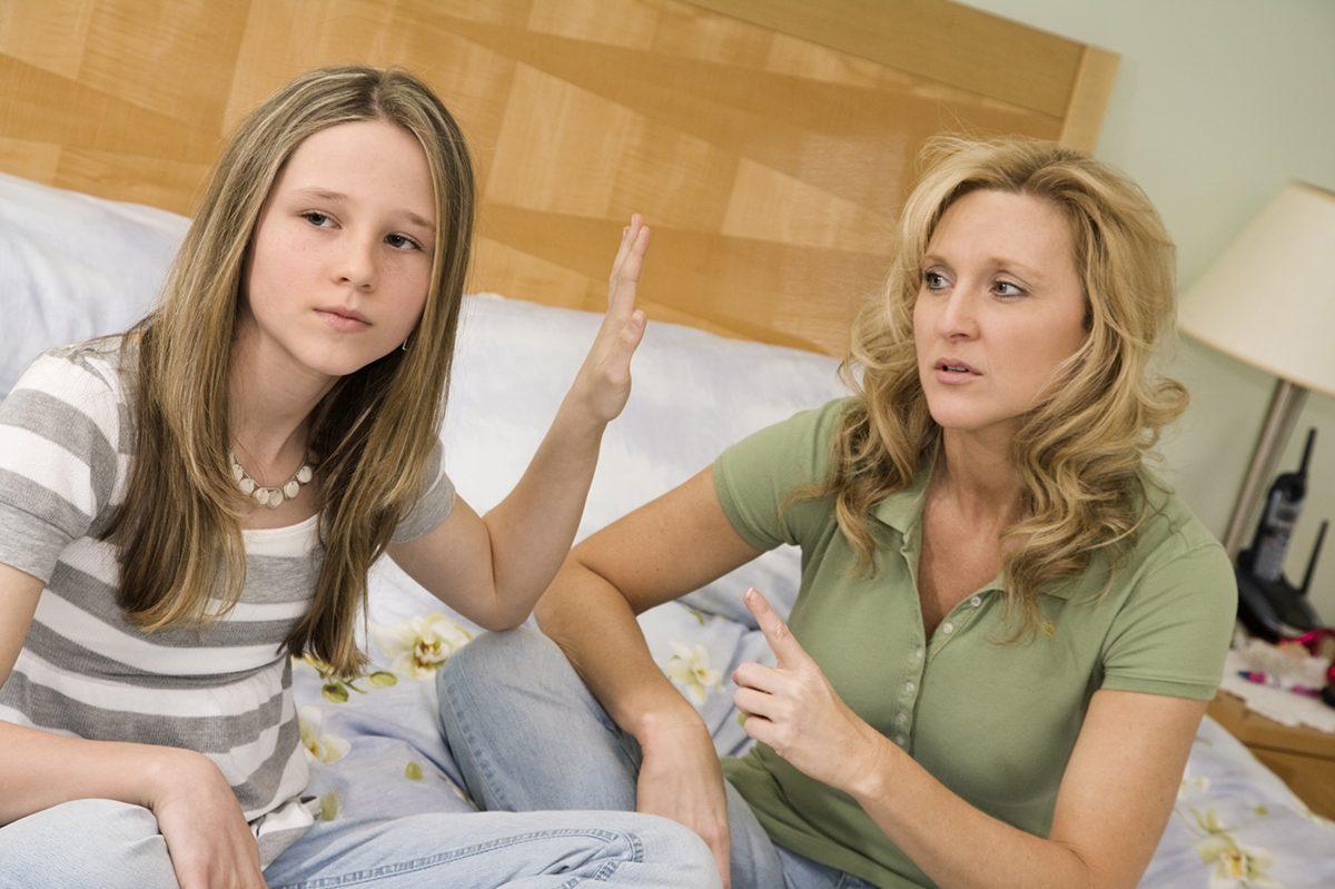 Relationarea in familie: Ce nevoi are copilul la 11 ani si peste