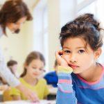 Motivele pentru care copilului nu ii place scoala