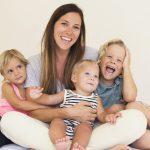 Cum se descurca mamele cu mai multi copii?