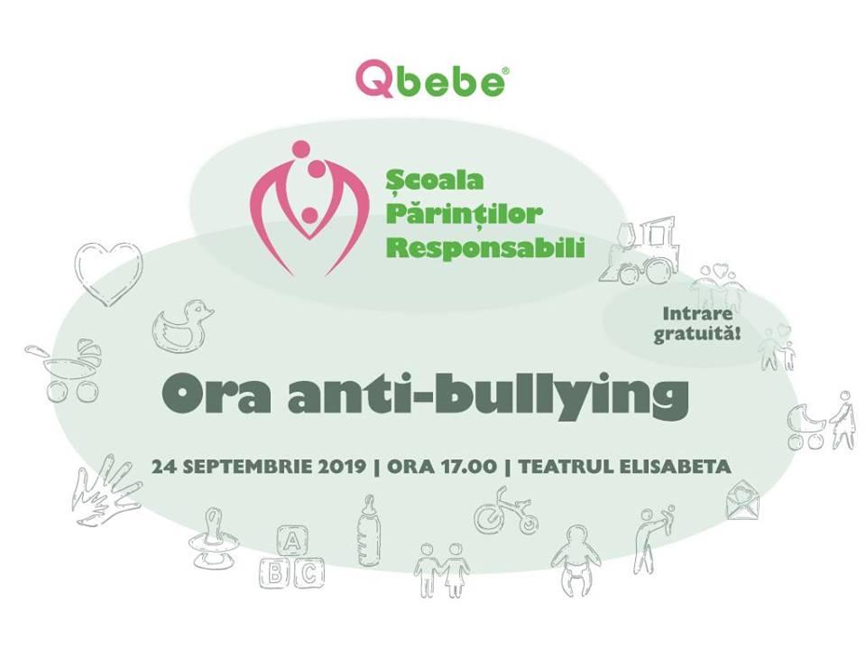 Ora Anti-Bullying la Scoala Parintilor Responsabili