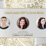 Gala Itsy Bitsy: Liderii anului 2017 in Social Media