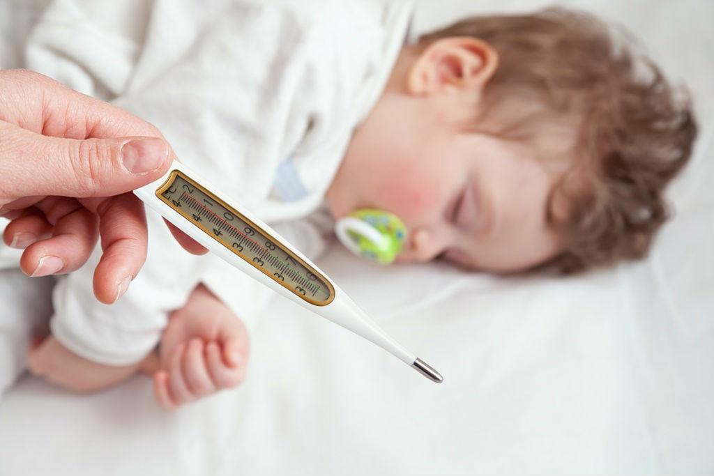 Roseola infantum: simptome si tratamente