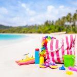geanta de plaja copii