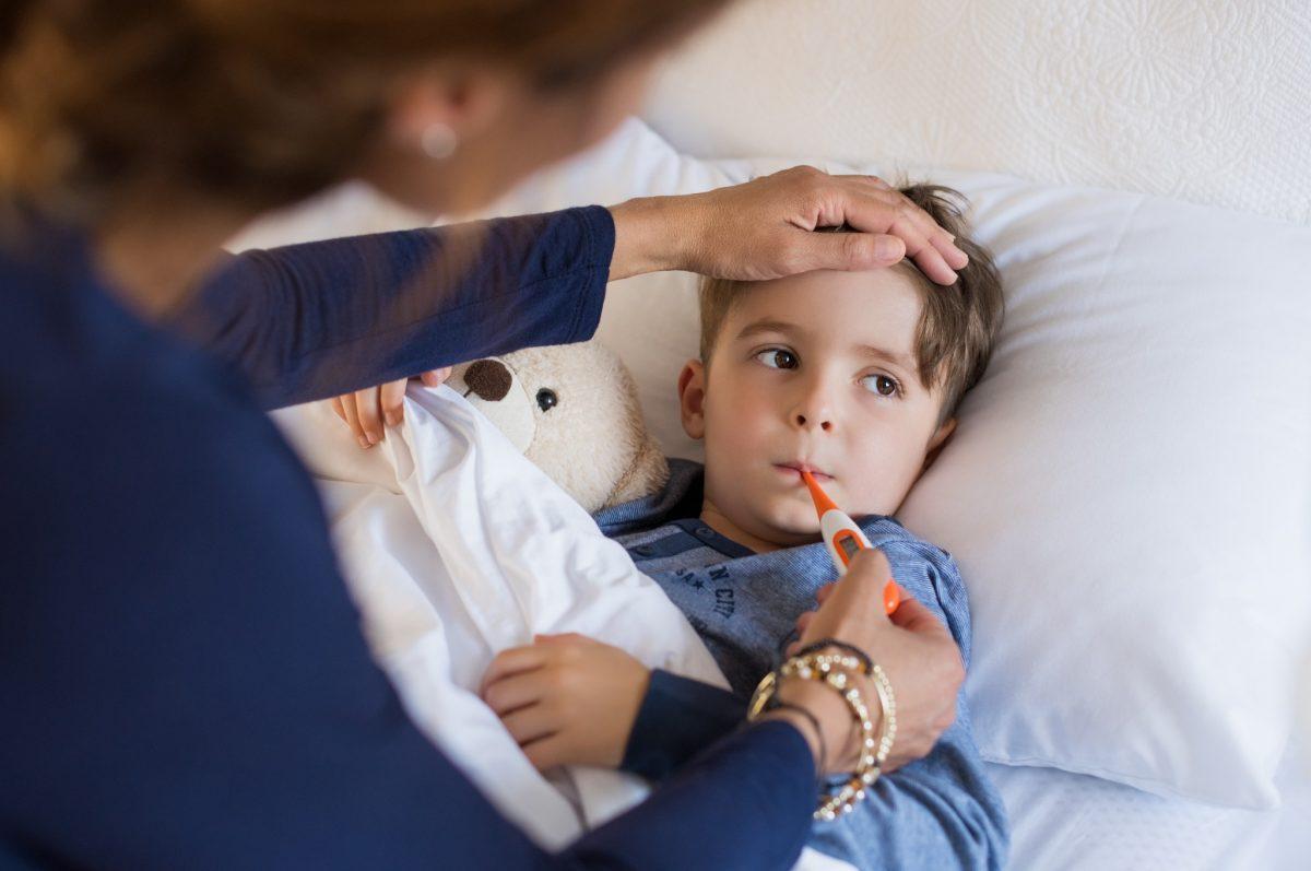 diferente raceala gripa