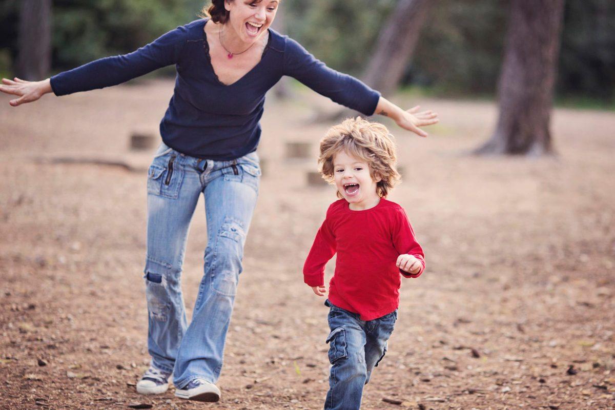 Solutii pentru a incuraja energia copilului la 2 ani