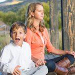 Exercitiu simplu de mindfulness pentru parinti si copii