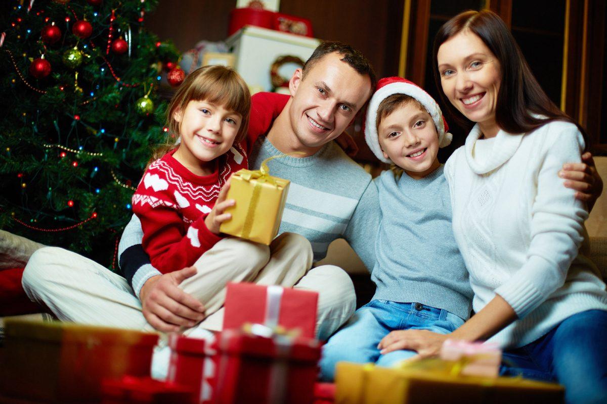Familia in perioada Sarbatorilor de iarna