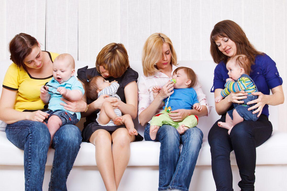 Ce implica o vizita de joaca pentru bebelusi