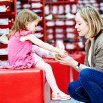 Cum alegi corect incaltamintea copilului