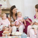 Reguli pentru vizita de joaca dintre bebelusi