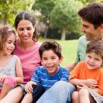 Familia cu trei copii: Diferentele intre frati