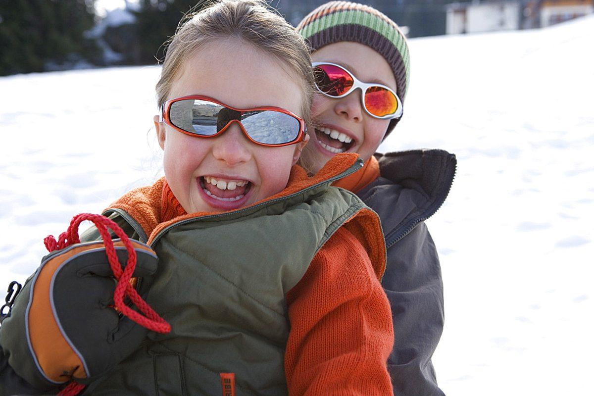 Sfaturi pentru protectia ochilor iarna