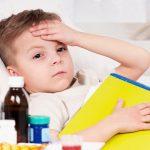 Febra la copii: Masurarea si scaderea temperaturii