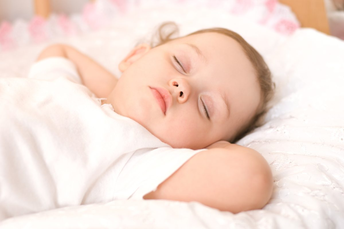 Somnul de pranz la copiii de pana in 3 ani