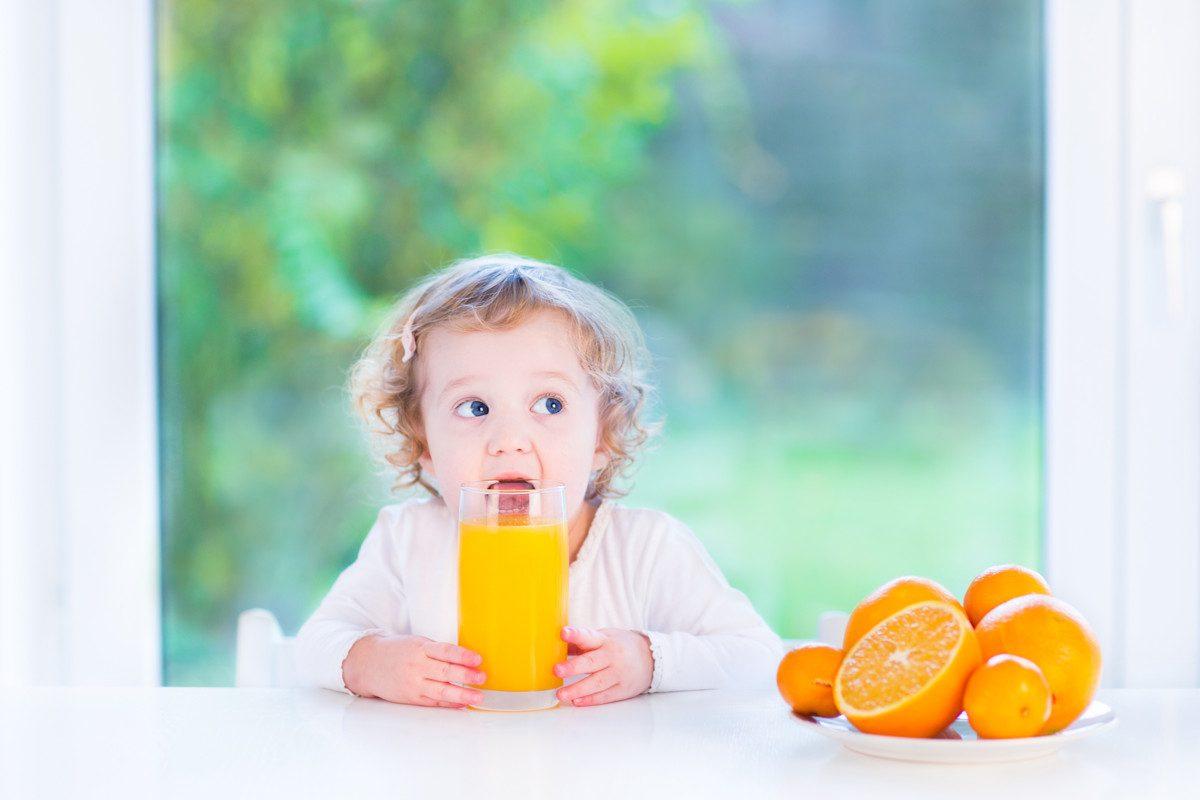 Sucuri naturale pentru copii: Reguli de preparare