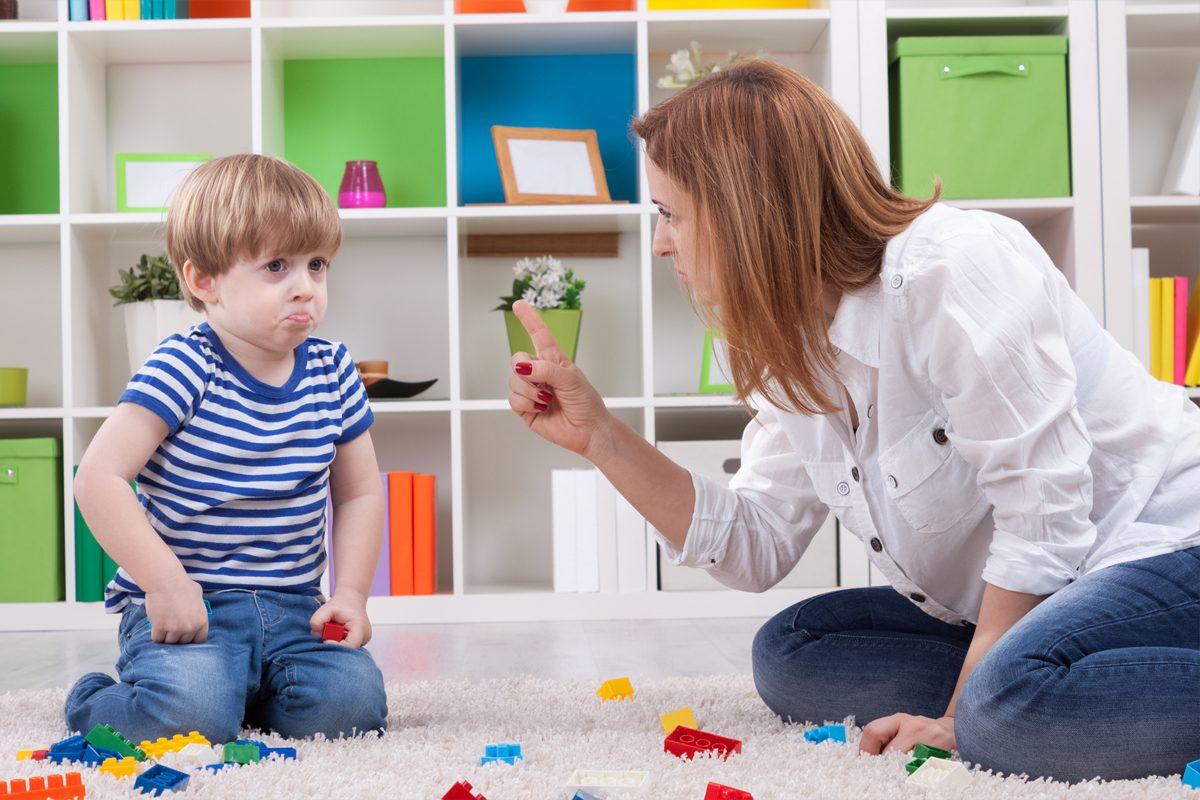 Ce sa faci daca ai tipat la copilul tau