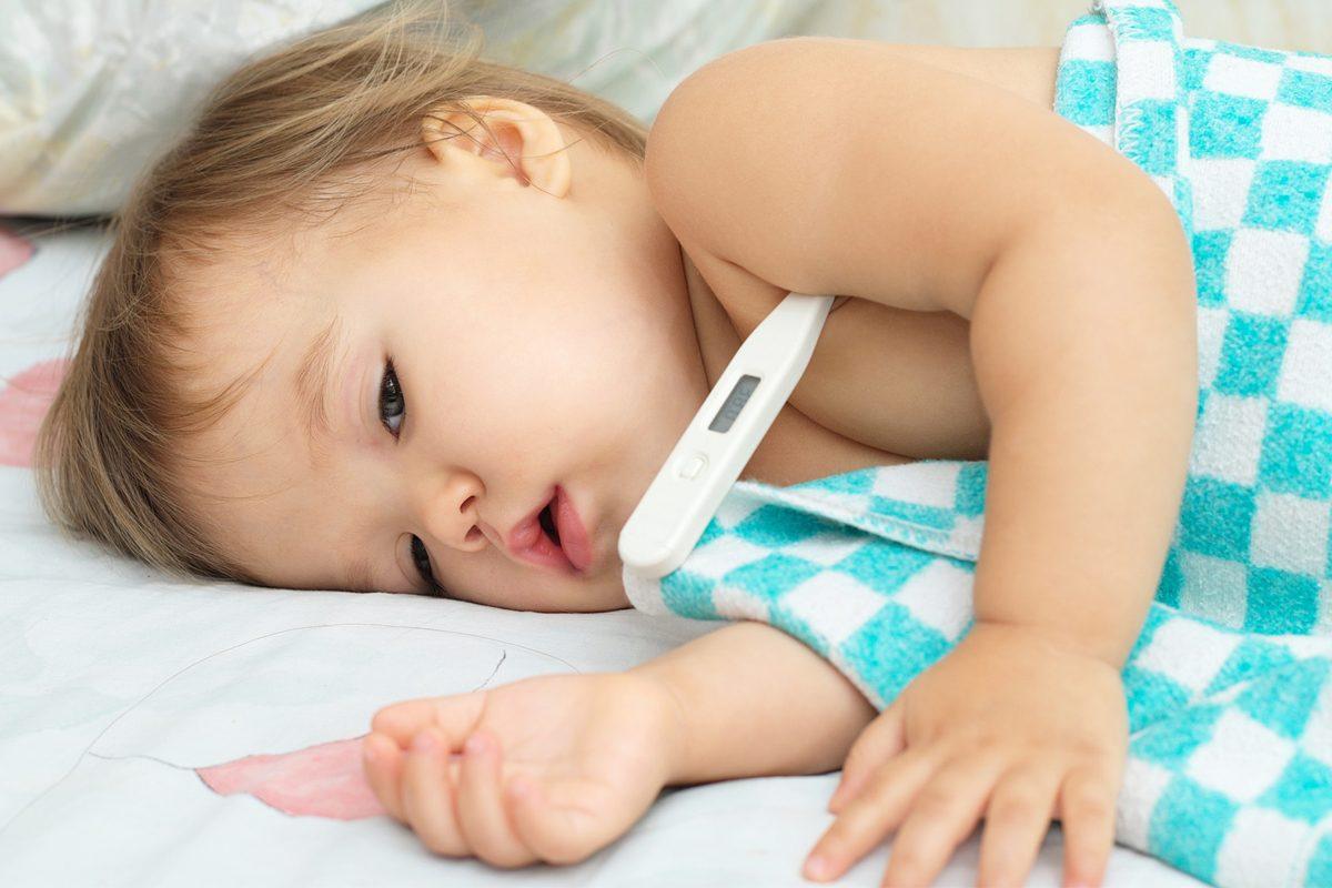 Cat dureaza virozele la bebelusi