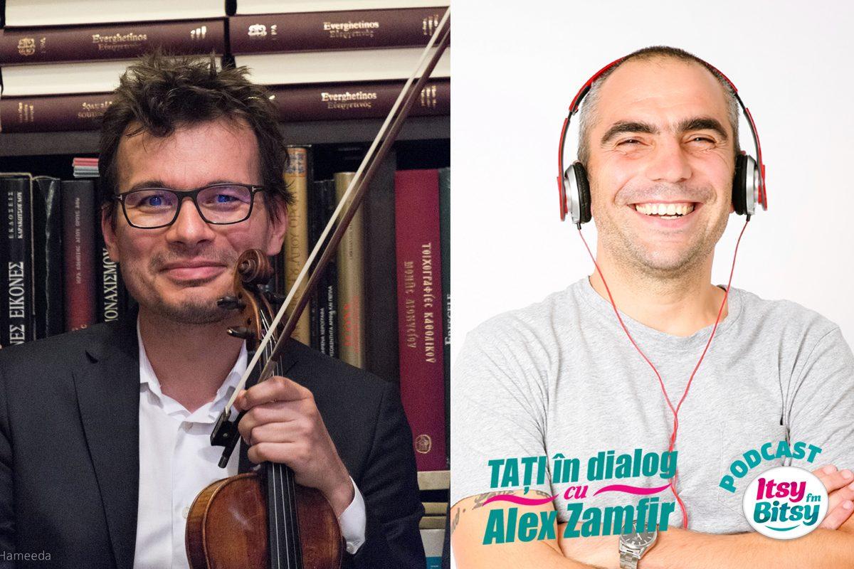 Alexandru Tomescu: Tocmai din greseli avem sansa sa invatam lucruri