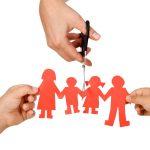 Cum pregatim copilul de divortul parintilor