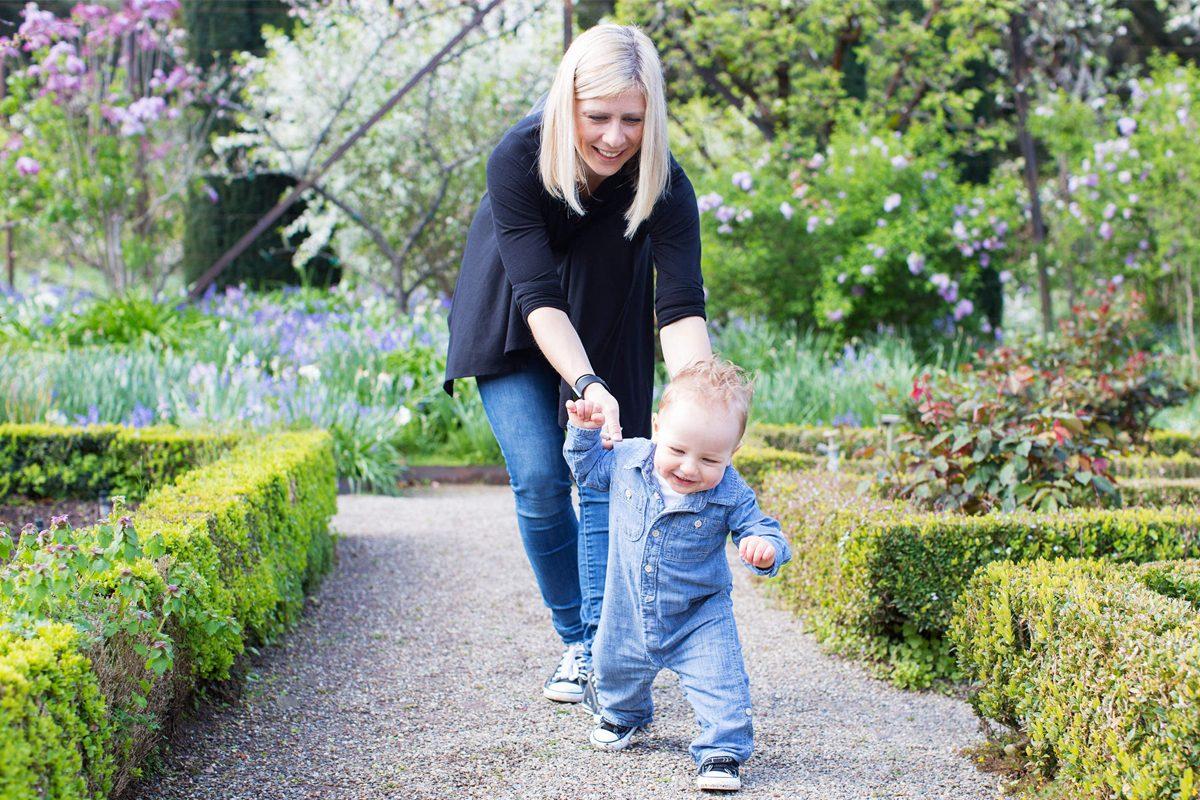 Idei de activitati fizice pentru copilul de 1-3 ani