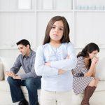 Actiunile care ii afecteaza pe copii in divortul parintilor