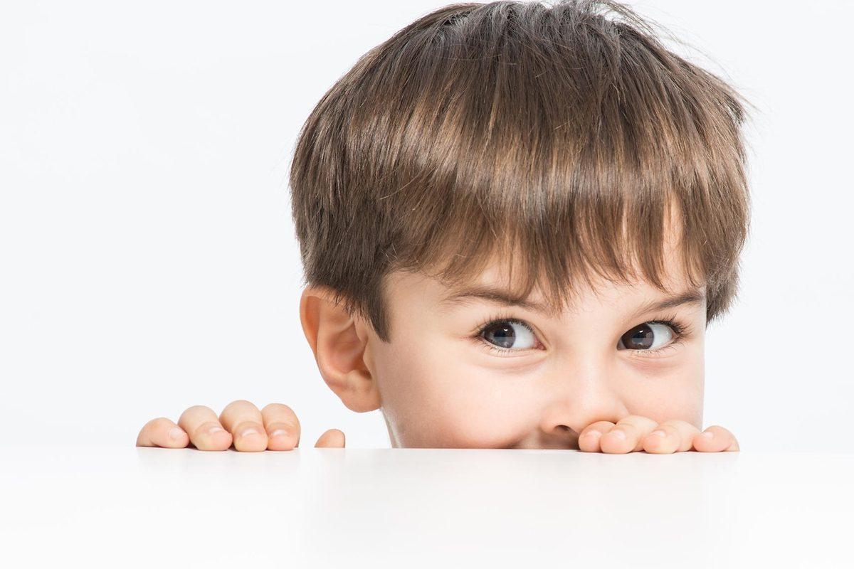 De la ce varste apare minciuna la copii