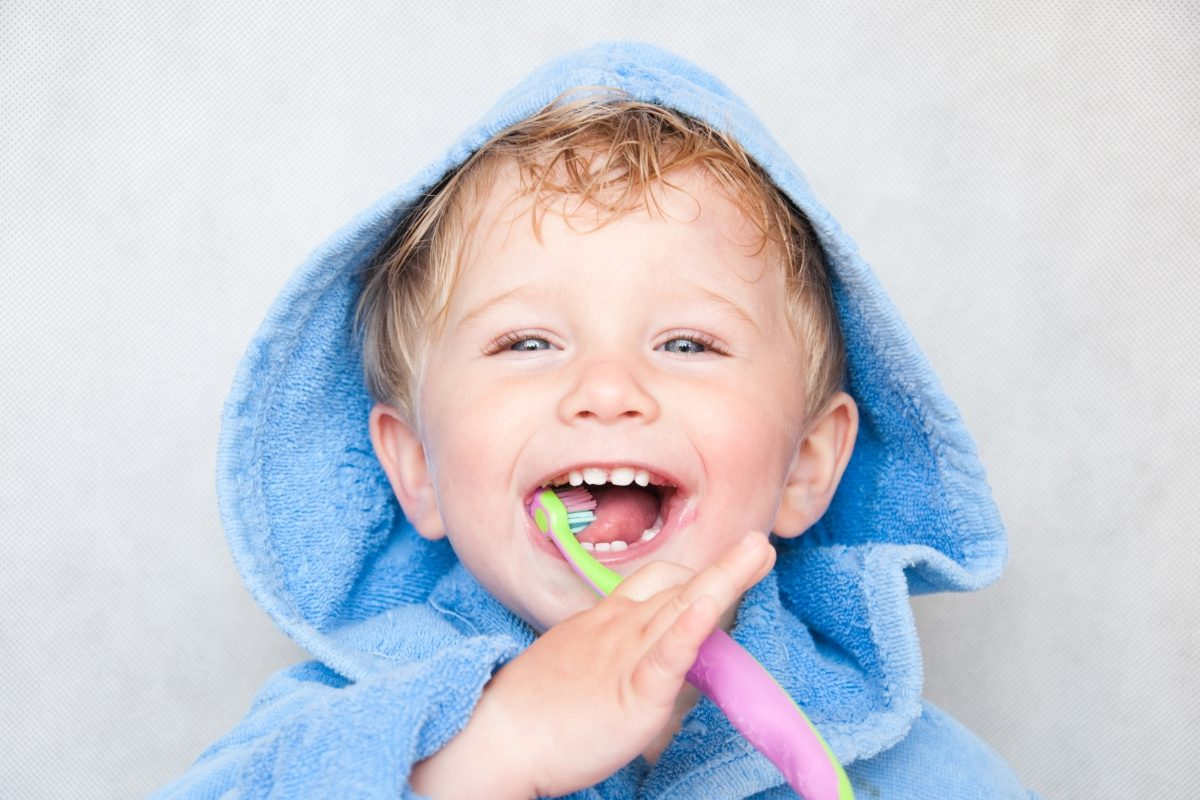 Mare atentie la molarul de 6 ani!