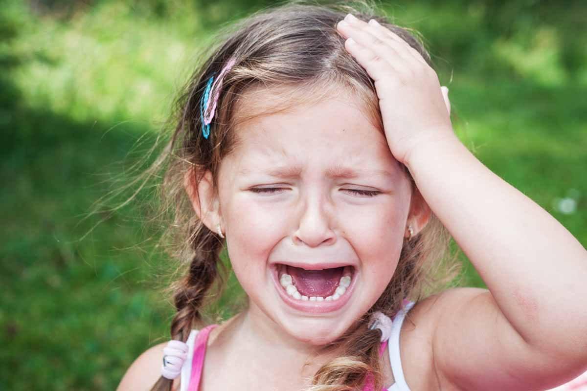 Cum iti aperi copilul de lovituri la cap