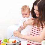 Este nevoie de o dieta in timpul alaptarii?