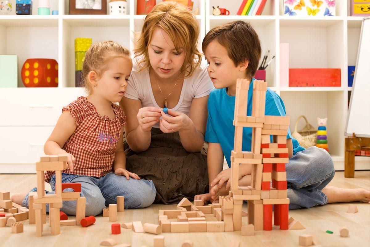 Importanta jocului dintre parinti si copii