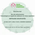 Seminar gratuit pentru parinti: Inscrie-te la Ora de Informatica!