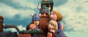 Vikingul Vic si sabia fermecata