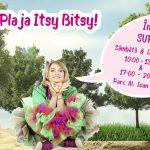 Super Zapa iti racoreste weekendurile la Radio Plaja Itsy Bitsy!